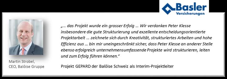 Referenz Dr. Martin Strobel Baloise